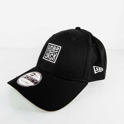 HOBO JACK x NEW ERA 9FORTY® CAP - BLACK