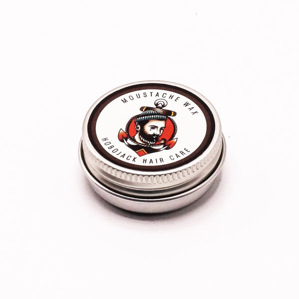 Moustache Wax - 15g By Hobo Jack
