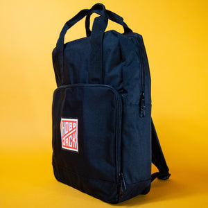 Hobo Jack 'Nomad' Backpack Black