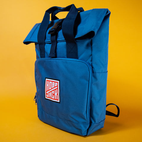 Hobo Jack 'Nomad Rolltop' Backpack Air Force Blue