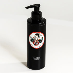 Tea Tree Shampoo - 250ml By Hobo Jack