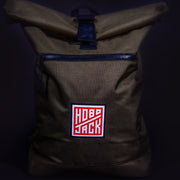 HJ 'EXPLORER' HEAVY DUTY ROLL TOP BACK PACK