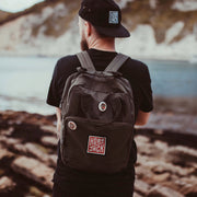 Hobo Jack 'Nomad' Backpack Military