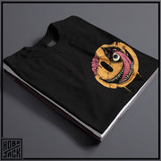 NEMESIS - BLACK POCKET T-SHIRT ~ J AKBAR COLLAB