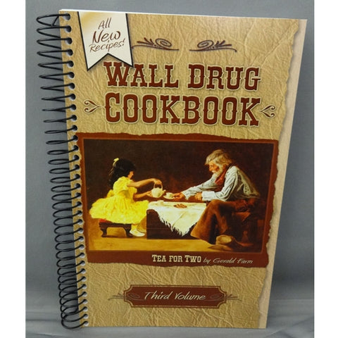 Wall Drug Cookbook  Volume 3