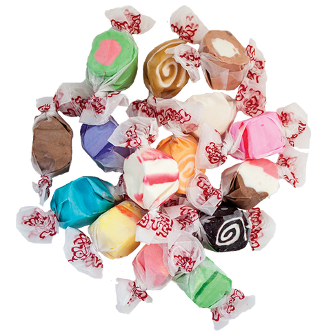15 Flavor Assorted Salt Water Taffy (1 lb.) - Wall Drug Store