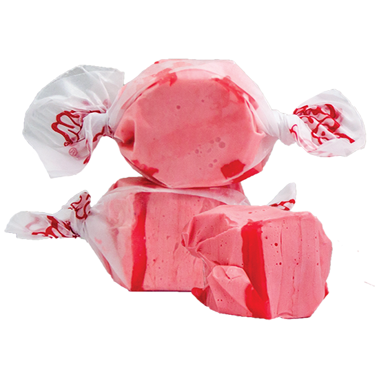 Strawberry Salt Water Taffy (1 lb.) - Wall Drug Store