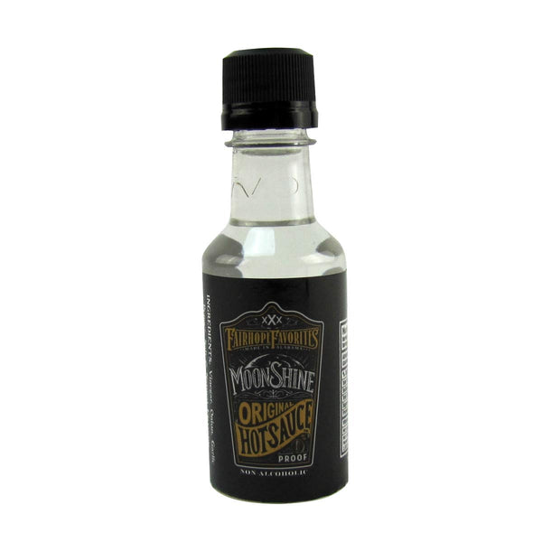 Fairhope Favorites Moonshine Hot Sauce Mini Original 1.75 oz. - Wall Drug Store