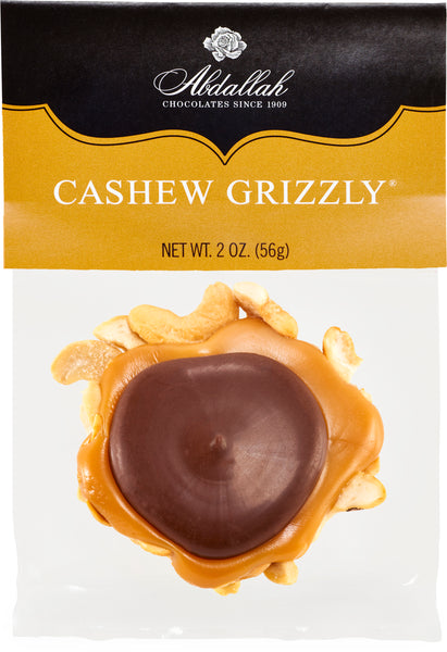 Cashew Grizzly Abdallah Candies - Wall Drug Store