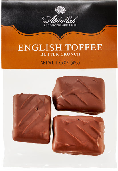 English Toffee Butter Crunch Abdallah Candies - Wall Drug Store