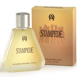 """Stampede"" Men's Cologne by Annie Oakley - Wall Drug Store"