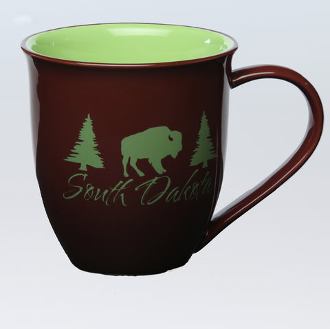 Thirty-Ounce South Dakota Soup/Coffee Mug