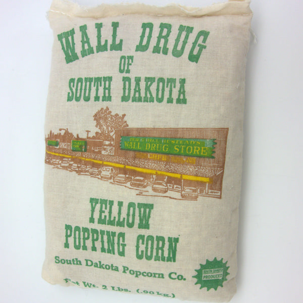 South Dakota Yellow Popping Corn