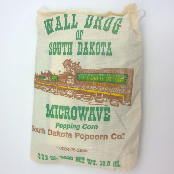 South Dakota Made Microwave Popcorn
