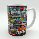 Wall Drug Billboards Mug