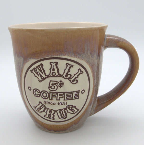Wall Drug 5 Cent Coffee Mug