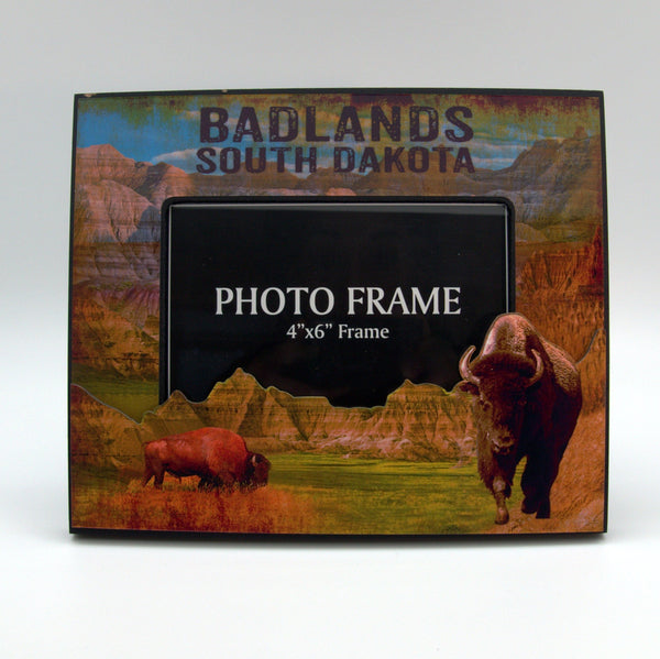 Badlands 3D Picture Frame - Wall Drug Store