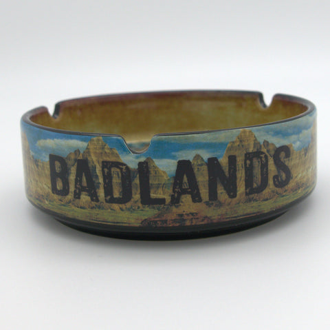 Badlands Ashtray - Wall Drug Store