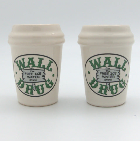 Wall Drug Oval Salt and Pepper Shakers - Wall Drug Store