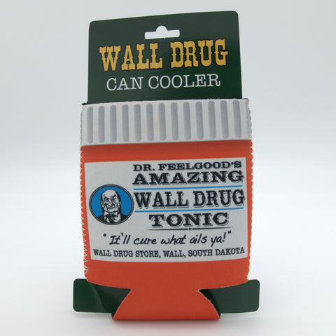 Dr. Feelgood Koozie - Wall Drug Store