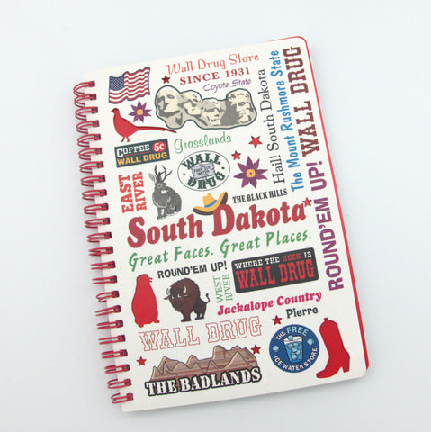 South Dakota Icons Journal - Wall Drug Store