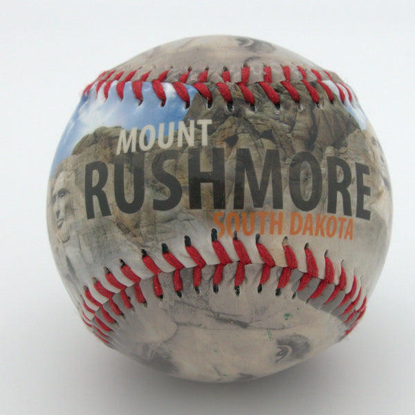 Mount Rushmore Baseball - Wall Drug Store