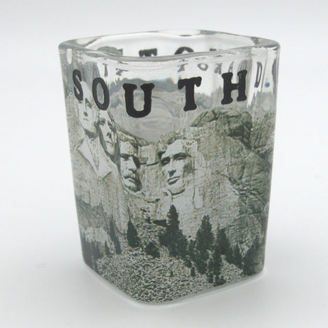 South Dakota Square Shot Glass
