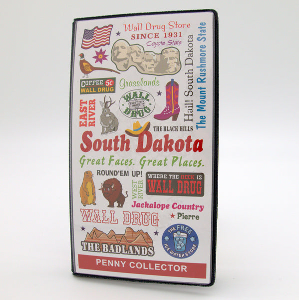 South Dakota Icons Penny Collector