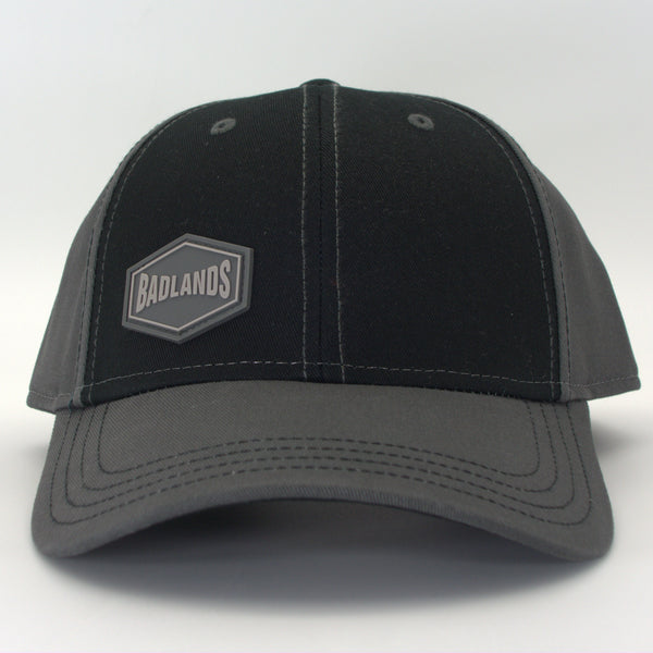 Badlands Black and Gray Baseball Hat - Wall Drug Store