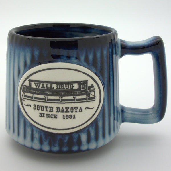 Wall Drug Since 1931 Storefront Blue Mug - Wall Drug Store