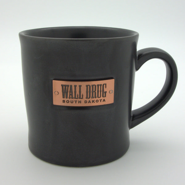 Wall Drug Matte Metal Mug - Wall Drug Store