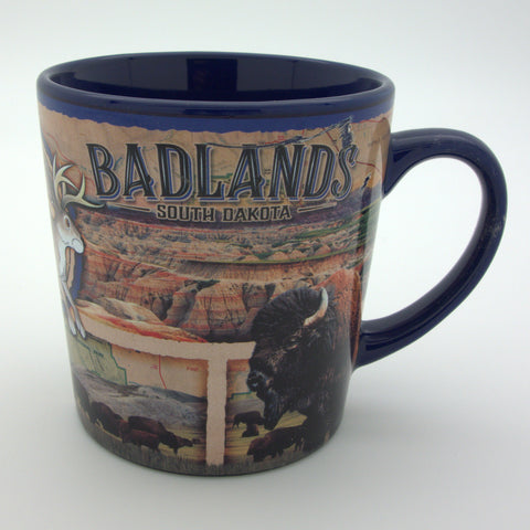 Badlands Roadtrip Mug - Wall Drug Store