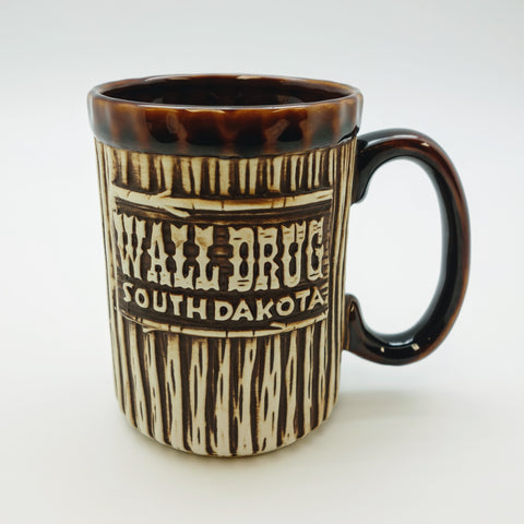 Wall Drug Rustic Wooden Sign Mug - Wall Drug Store