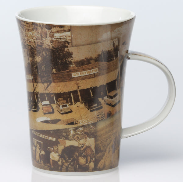 Wall Drug Old Photos Mug