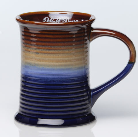 Wall Drug Blue Fade Mug