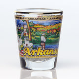 All 50 State Collectible Shot Glasses