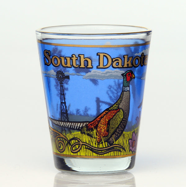 50 State Collectible Shot Glasses SET - Wall Drug Store