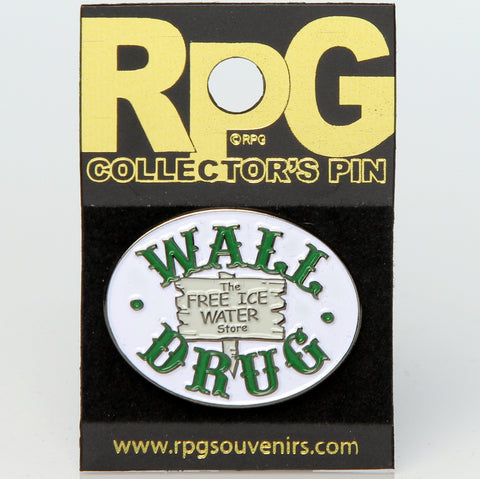 Wall Drug Hat Tack--The Free Ice Water Store - Wall Drug Store