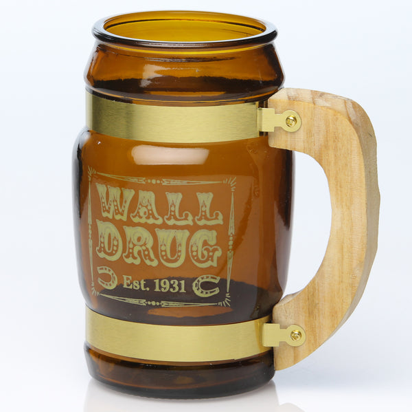 Wall Drug Glass Mug