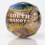 South Dakota Collage Baseball - Wall Drug Store