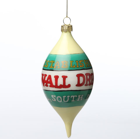 Old Fashioned Wall Drug Ornament