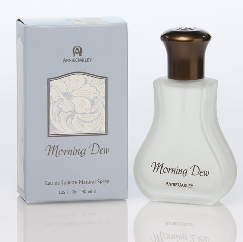 """Morning Dew"" Eau de Toilette by Annie Oakley - Wall Drug Store"