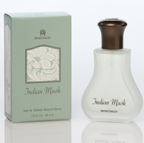 """Indian Musk"" Eau de Toilette by Annie Oakley - Wall Drug Store"