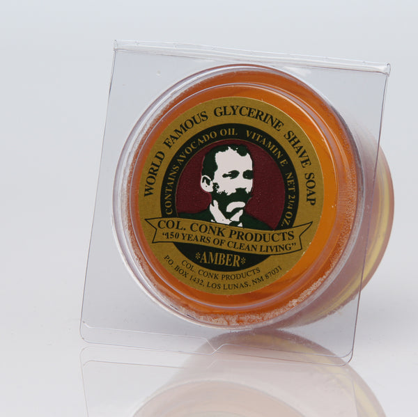 Col. Conk Shave Soap 2.25 Ounces - Wall Drug Store