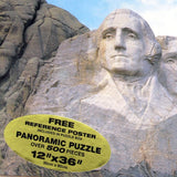Mount Rushmore Panoramic Puzzle