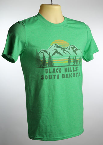Tranquil Dude Ranch T-Shirt - Wall Drug Store