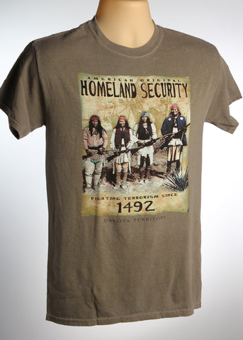 Homeland Security T-Shirt - Wall Drug Store
