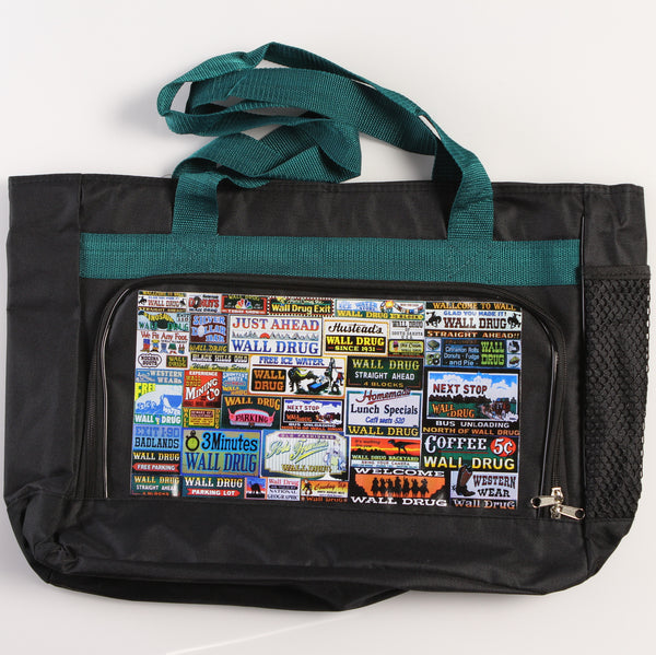 Wall Drug Billboard Bag