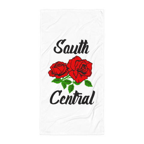 South Central Love&Hate Beach Towel