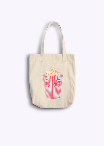 South Central - Popcorn Tote Bag